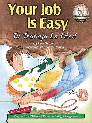 cover image of Your Job Is Easy / Tu Trabajo Es Fácil
