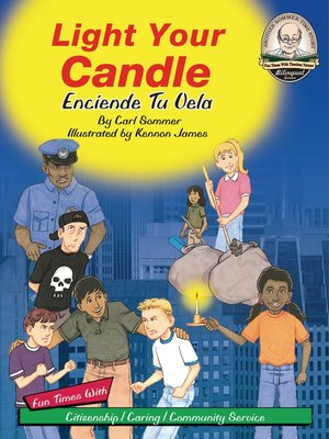 cover image of Light Your Candle / Enciende Tu Vela
