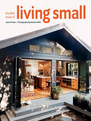 cover image of The Little Book of Living Small