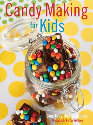 cover image of Candy Making for Kids