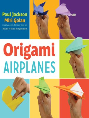 cover image of Origami Airplanes