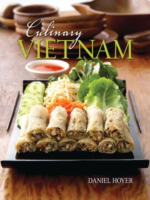cover image of Culinary Vietnam