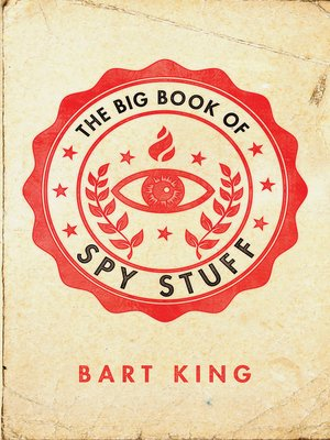 cover image of Big Book of Spy Stuff