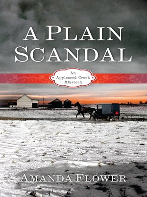 cover image of A Plain Scandal
