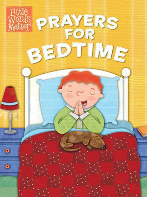 cover image of Prayers for Bedtime
