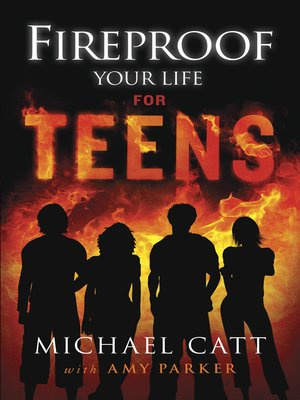 cover image of Fireproof Your Life for Teens