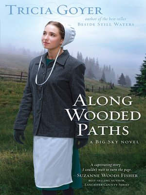cover image of Along Wooded Paths