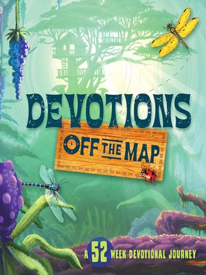 cover image of Devotions Off the Map