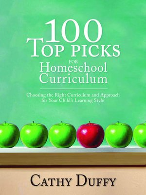 cover image of 100 Top Picks For Homeschool Curriculum