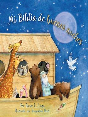 cover image of Mi Biblia de buenas noches
