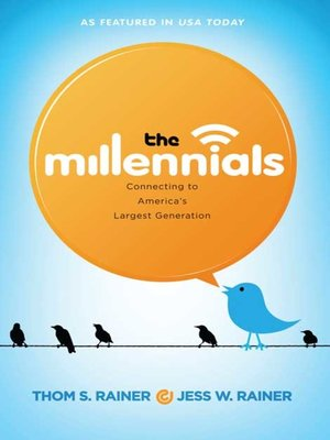 cover image of The Millenials