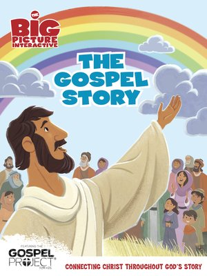 cover image of The Gospel Story