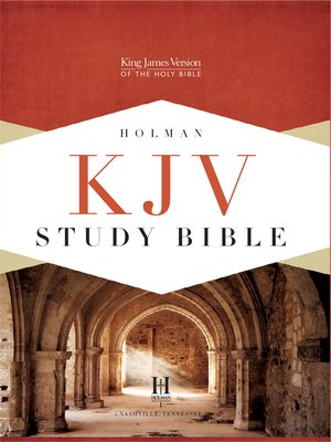 cover image of KJV Study Bible