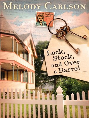 cover image of Lock, Stock, and Over a Barrel