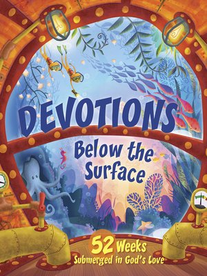 cover image of Devotions Below the Surface