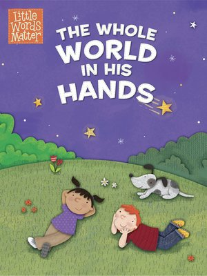 cover image of The Whole World in His Hands