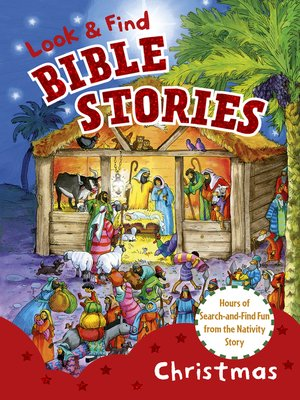 cover image of Look and Find Bible Stories