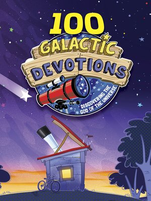 cover image of 100 Galactic Devotions