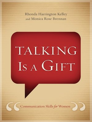 cover image of Talking Is a Gift