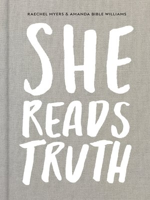 cover image of She Reads Truth