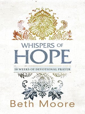 cover image of Whispers of Hope