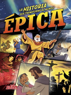cover image of Épica