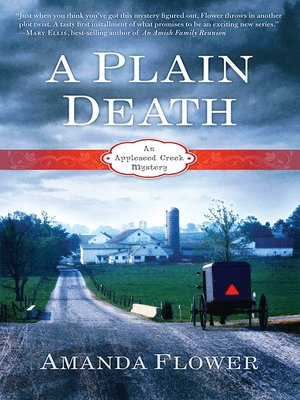 cover image of A Plain Death