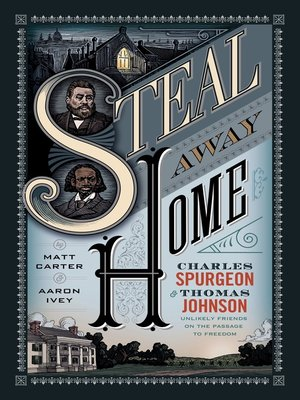 cover image of Steal Away Home