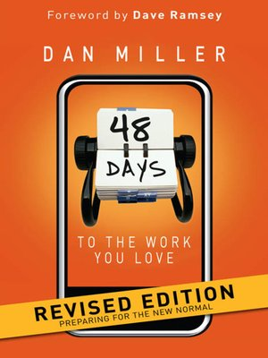 cover image of 48 Days to the Work You Love