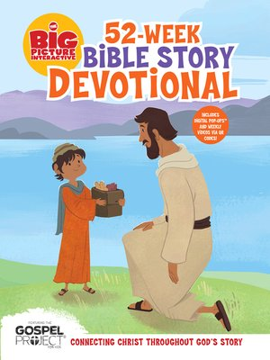 cover image of The Big Picture Interactive 52-Week Bible Story Devotional