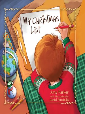 cover image of My Christmas List
