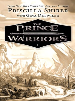 cover image of The Prince Warriors