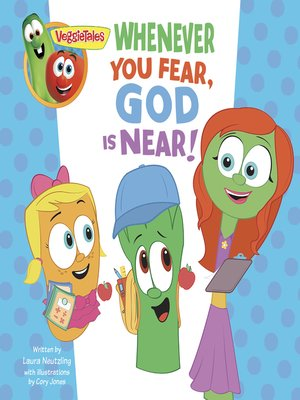 cover image of Whenever You Fear, God Is Near, a Digital Pop-Up Book
