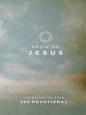 cover image of Knowing Jesus