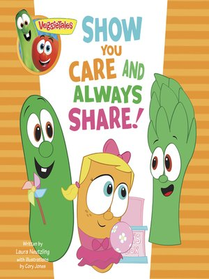 cover image of Show You Care and Always Share, a Digital Pop-Up Book