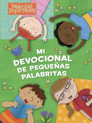 cover image of Mi devocional de pequeñitas palabras