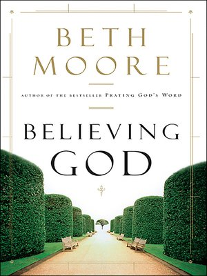 cover image of Believing God