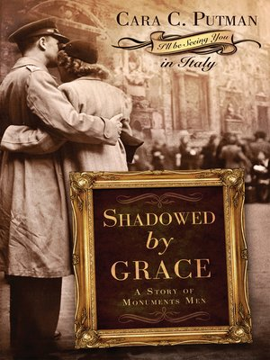 cover image of Shadowed by Grace