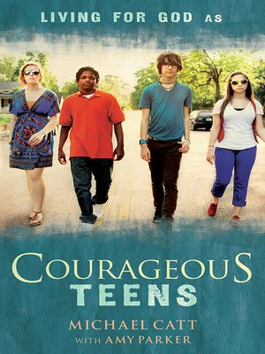 cover image of Courageous Teens