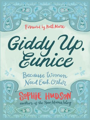 cover image of Giddy Up, Eunice