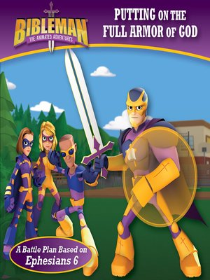 cover image of Putting on the Full Armor of God
