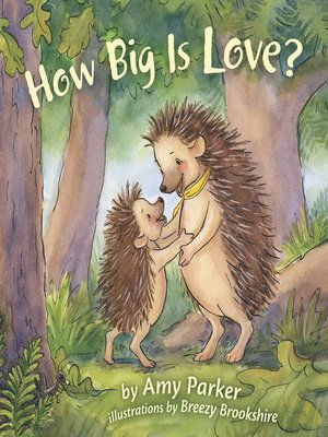 cover image of How Big Is Love?
