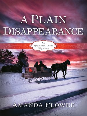 cover image of A Plain Disappearance