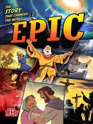 cover image of Epic
