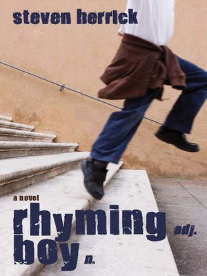 cover image of Rhyming Boy