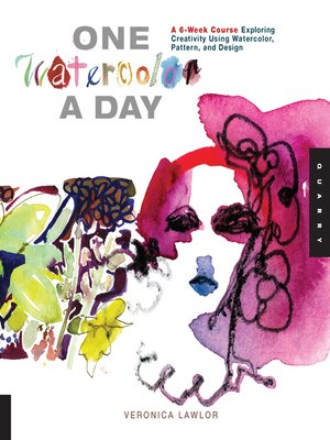 cover image of One Watercolor a Day