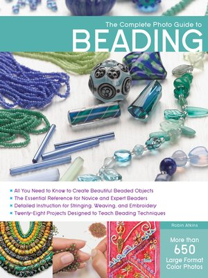 cover image of The Complete Photo Guide to Beading