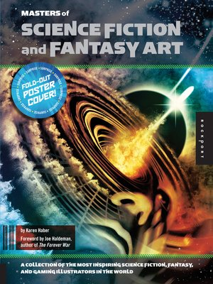 cover image of Masters of Science Fiction and Fantasy Art
