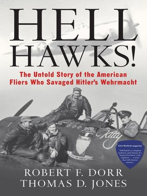 cover image of Hell Hawks!
