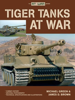 cover image of Tiger Tanks at War